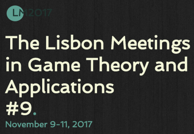 The Lisbon Meetings in Game Theory and Applications